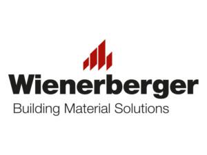 Logo Wienerberger, fabricant adhérent à la FFTB