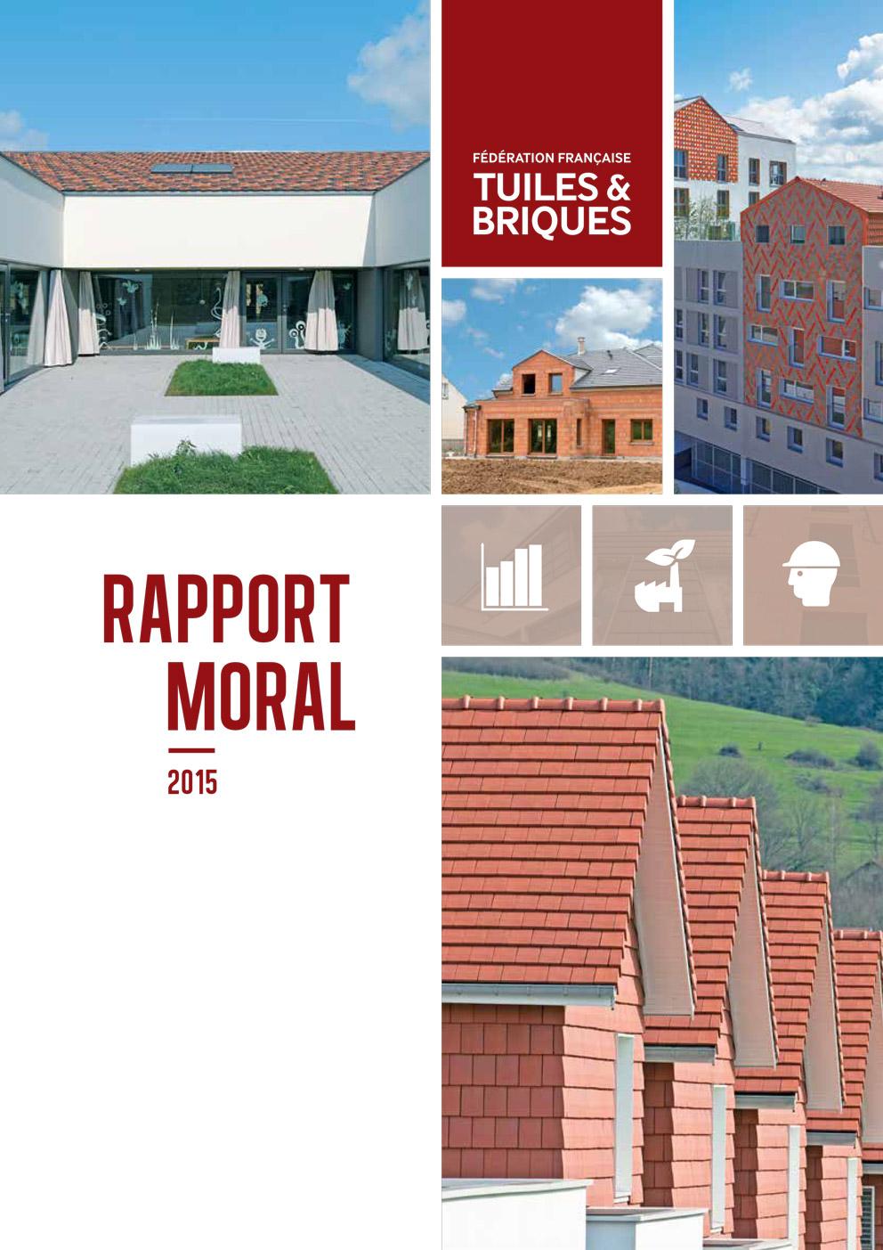 FFTB, Rapport Moral 2015